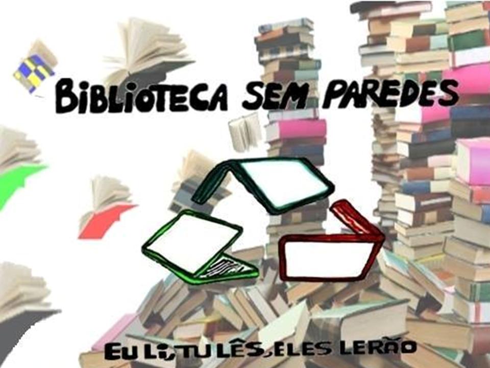 """""""Biblioteca sem Paredes"""" e GIDJ/RJ promovem doação de livros"""