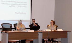 I Ciclo de Palestras abordou o uso das tecnologias de comunicação e das mídias sociais.