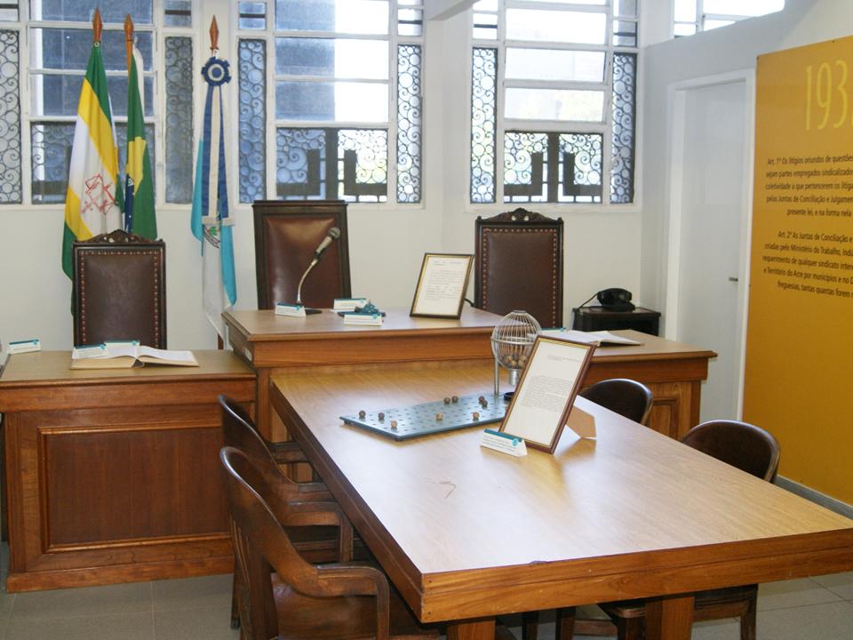 TRT/RJ inaugura em 12/5 mostra sobre os 75 anos da Justiça do Trabalho
