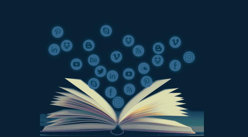 """""""Marketing em Mídias Sociais: estratégias para Bibliotecas"""""""