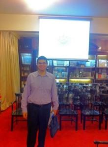 Agradecemos ao nosso palestrante Yasser Khouder da vLex pela apresentação